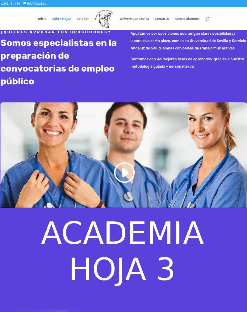 Academia Hoja3